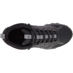 Merrell Moab FST 2 Mid GTX Zapatillas Mujer, all black